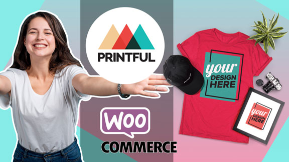 Make a Profitable T-Shirt Website in Under An Hour - Crash Course on Printful
