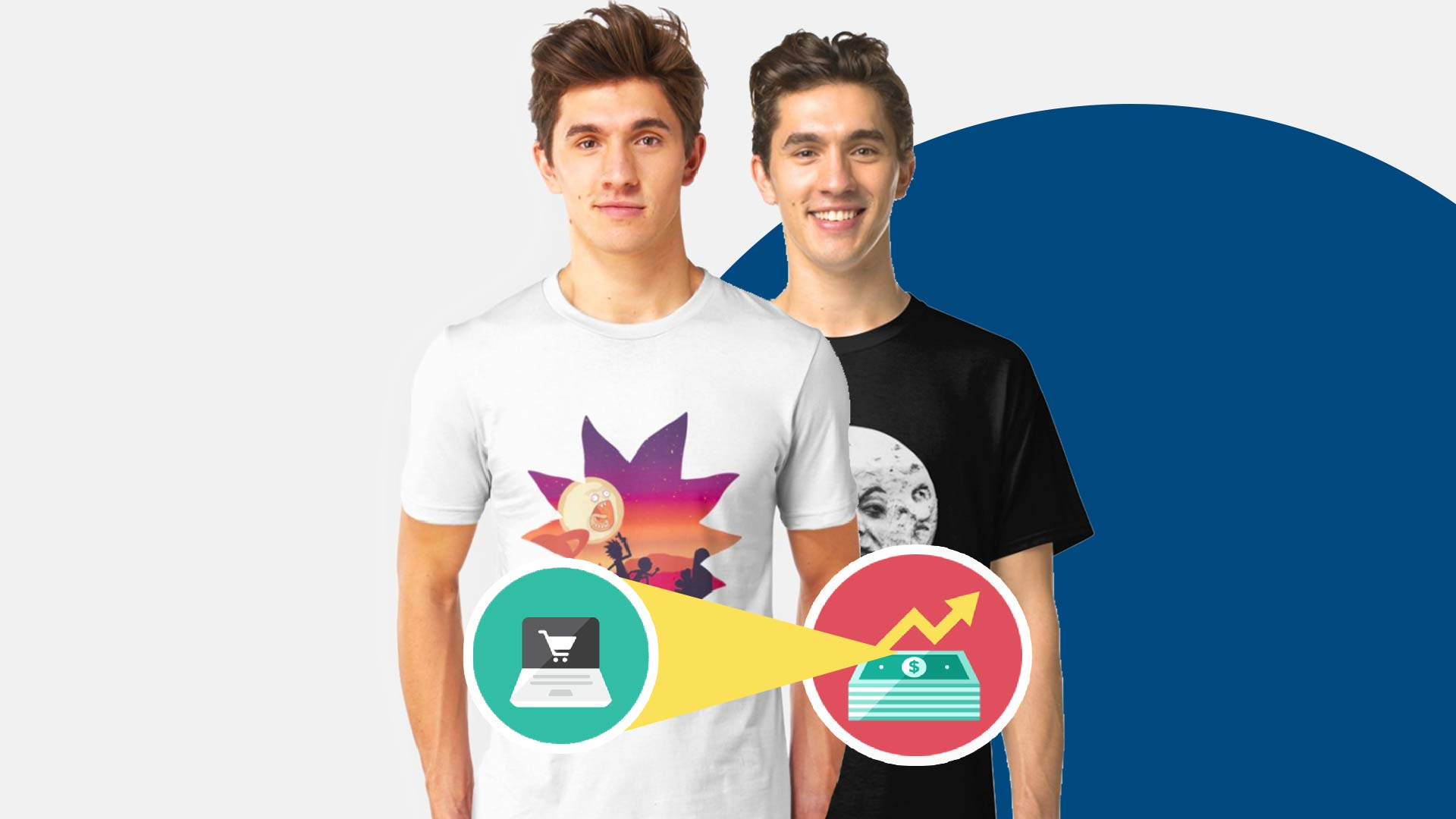 Start an Online T-Shirt Business at Zero Cost